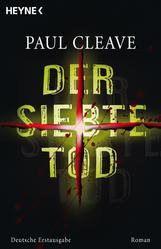 Lesendes Katzenpersonal: [Rezension] Paul Cleave - Der siebte Tod (Band 1)