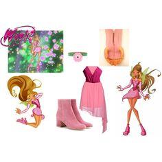 Risultato immagine per winx club band outfits Band Outfits, Club Outfits, Teen Titans, Flora, Bloom Winx Club, Club Clothes, Beach Clothes, Cartoon Outfits, Animated Cartoons