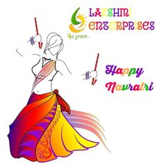 Lakshmi Enterprises: Happy Navratri.