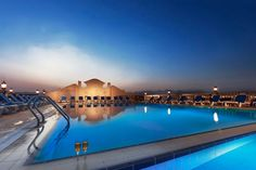 Think Sharm El Sheikh, think luxury; we have no doubt that we'd feel like Egyptian royalty floating in this gorgeous pool at the Ibertol II Mercuto. Plan your next vacation at https://tigsee.com/