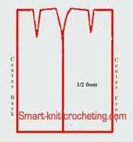 Ирландский Мотивы. Как сделать юбку.Как связать крючком юбку с использованием ирландских мотивов. Инструкция.