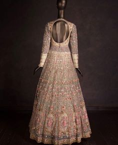 for replica mail to zifaafstudio@gmail.com or visit www.zifaaf.com or www.instagram.com/zifaafbridalcouture or Whatsapp us at +919061201201 Indian Wedding Gowns, Indian Bridal Lehenga, Indian Bridal Wear, Indian Gowns, Pakistani Bridal, Indian Attire, Indian Ethnic Wear, Pakistani Dresses, Indian Outfits