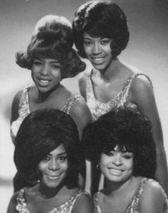 Discografía de The Marvelettes en Discogs