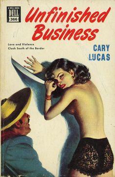 Image result for pulp novel cover art
