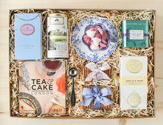 DIY Tea Party in a Box: Spot of Tea