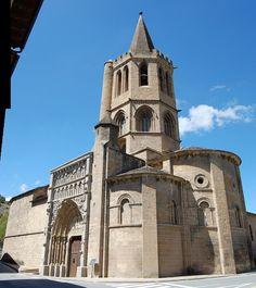 Santa María la Real (Sangüesa, Navarra)