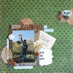 Konge på haugen Layout, Scrapbook, Frame, Design, Home Decor, Picture Frame, Decoration Home, Page Layout, Room Decor