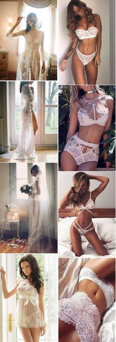 6f7cce0bd54 25 Wedding Night Lingerie Wows Your Husband