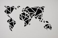 geometric map of the world - Google Search