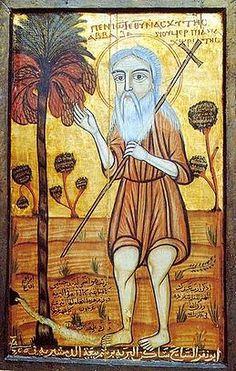 Онуфрій Великий — Вікіпедія