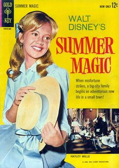 Summer Magic Favorite movie! Haley's little brother in the movie was 'Beaver's' real life little brother - looked just like him.