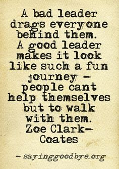 #Leadership #Charity #Inspire