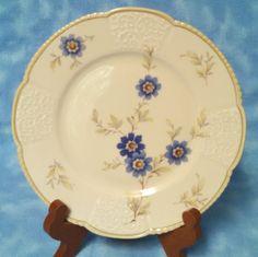 Rare Sorau Carstens Porzellan Plate Antique German China Collectible Plates by VintageByRobin on Etsy
