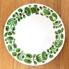 Gustavsberg Turtur Plate