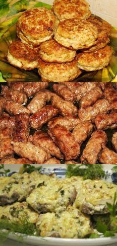5 вкусных блюд из фарша. Отличная подборка World's Best Food, Good Food, Yummy Food, Meat Recipes, Chicken Recipes, Cooking Recipes, Queens Food, Albondigas, Healthy Eating