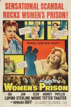 Women's Prison (1955)