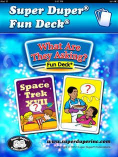 Flashcards for Your iPad-  Pinned by @PediaStaff – Please Visit http://ht.ly/63sNt for all our pediatric therapy pins
