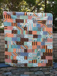 Easier Quilt that maybe I can even do!
