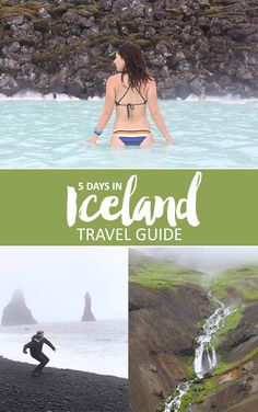 So you've got 5 days in Iceland? This full travel guide will teach you how to…