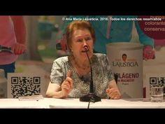 Conferencia de Ana Maria Lajusticia en Zaragoza 2016 - Parte 1 - - YouTube