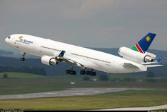Air Namibia McDonnell- Douglas MD-11; registered V5-NMD