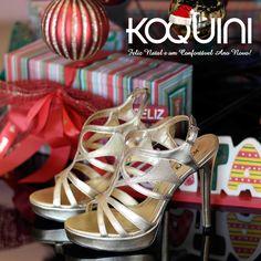 Indo pra festa com classe e conforto #koquini #sapatilhas #euquero #saltoalto by #werner Compre Online: http://koqu.in/1zDNVlg