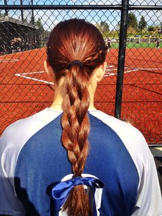 I will get my hair braided like this one day..