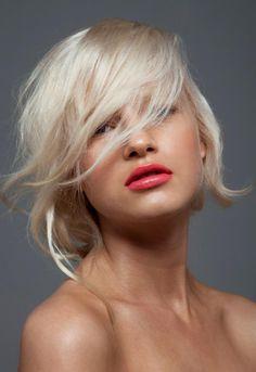 white platinum blonde   ... Glynn's White Blond Hair » Crystal-Glynn-platinum-hair-color-1