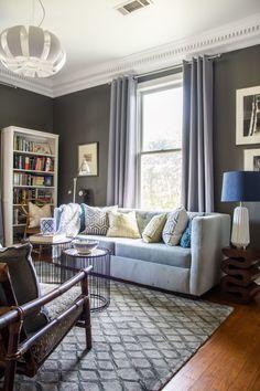 Tye Street Project Living Room Designs, Living Spaces, Living Rooms, Living Room Decor, New Orleans Homes, Elegant Dining Room, Atlanta Homes, Paris Apartments, Small Apartments