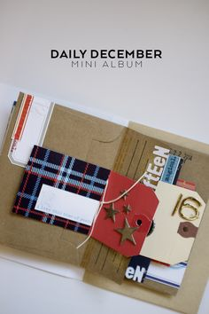 Daily December Mini Album | Kelly Purkey
