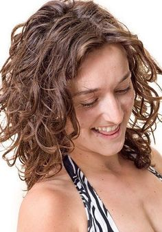 Image result for wave perm short hair