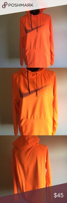 Nike hoodie Men's  therma-fit Nike hoodie with Pockets Nike Shirts Sweatshirts & Hoodies