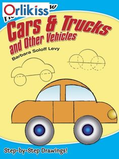 How to Draw Cars and Trucks and Other Vehicles (Dover How to Draw) #DoverPublications