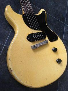 Gibson Les Paul TV Model Junior 1959 TV Yellow | Reverb