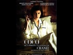 Coco Chanel's Apartment at 31 Rue Cambone in Paris Audrey Tautou, Coco Chanel, Youtube, Films, Movies, Videos, Places, Travel, Modern Women