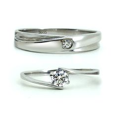 Hey, I found this really awesome Etsy listing at https://www.etsy.com/listing/237037381/engraved-his-and-hers-promise-rings