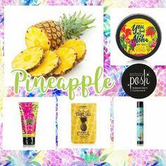 #pineapple #posh #perfectlyposh #pamper #pampering #skincare #natural #antiaging #lauraholdman #FiveMinutesMeTime #bodybutter #BFYHC