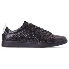 Lacoste Men's Carnaby Paris Casual Shoes In Black Lacoste Trainers, Lacoste Shoes, Lacoste Men, Stylish Men, Front Row, Casual Shoes, Lace Up, Louis Vuitton, Mens Fashion