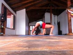 Meghan Currie's 'Creativity is free' yoga sequence. This is absolutely insane. Strength, commitment, focus. Wow.