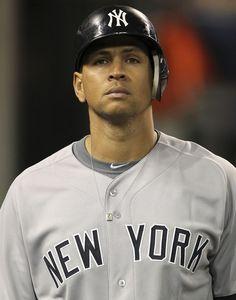 Alex Rodriguez  park   Alex Rodriguez Alex Rodriguez #13 of the New York Yankees walks back ...