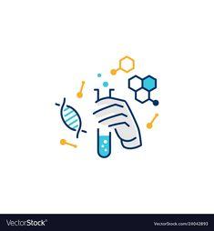 Web Design, Logo Design, Graphic Design, Lab Logo, Medical Laboratory, Typographic Logo, Chemistry, Adobe Illustrator, Panda