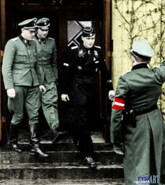 A look at Joachim Peiper, SS Panzer Commander and convicted war criminal. Joachim Peiper, German Soldiers Ww2, German Army, World History, World War Ii, Germany Ww2, German Uniforms, The Third Reich, Panzer