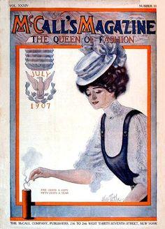 McCall's Magazine July 1907
