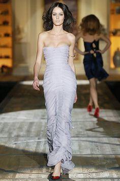 Roberto Cavalli Fall 2005 Ready-to-Wear Fashion Show - Nicole Trunfio
