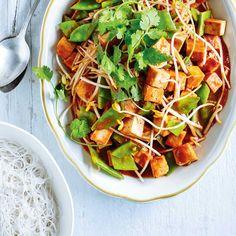 Tomato-Miso Stewed Tofu
