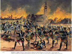 Battle of Hochkirch Oct 14 1758
