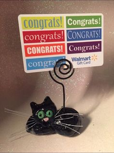 Kitty cat polymer clay ornament decoration cake topper charm figure figurine miniature dollhouse petlover gift wedding birthday holiday by CatsClayandMore on Etsy https://www.etsy.com/listing/251432566/kitty-cat-polymer-clay-ornament