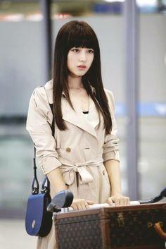kim ji won PERFECT BANGS THIS ENTIRE DRAMA