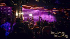 Bling Bling es la mejor discoteca de la zona alta de Barcelona.