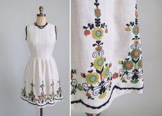 perfect crewel dress